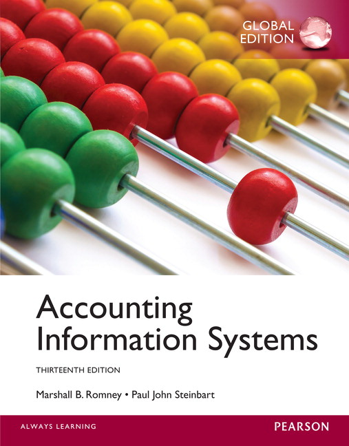 Accounting Information Systems (Global Edition)