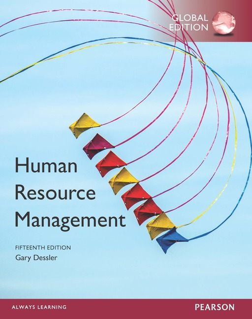 Human Resource Management (Global Edition)