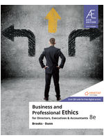 Business & Professional Ethics for Directors, Executives & Accountants Asia Edition