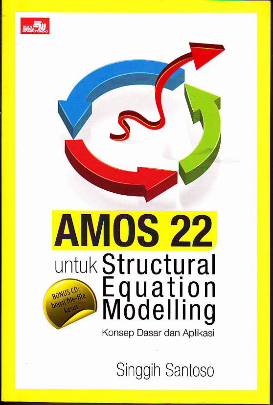 AMOS 22 untuk Structural Equation Modelling