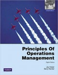 Principles of Operations Management (Global Edition)