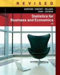 Statistics for Business and Economics 12e Revised