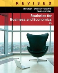 Image of Statistics for Business and Economics 12e Revised