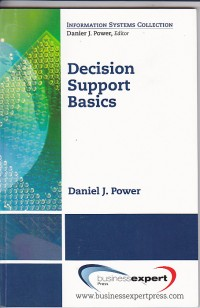 Image of Decision Support Basics